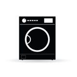 Vecteur de machine à laver Photos stock