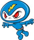 Vecteur de Ninja de tonnerre   Image libre de droits