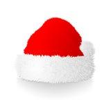 vecteur de Noël de capuchon Image stock