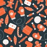 Vecteur de papier numérique de Noël et de nouvelle année Image stock
