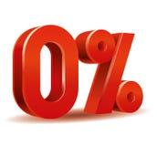 Vecteur de pourcentage, 0 illustration de vecteur