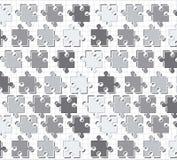 Vecteur de puzzles Photo libre de droits