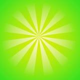 Vecteur de rayon de soleil Image libre de droits