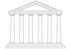 vecteur de temple