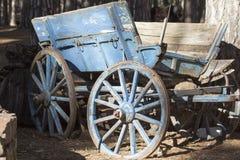 vecteur de trame d'illustration de cheval de chariot Image stock