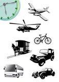 Vecteur de véhicule Images stock