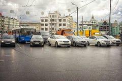 Vecteur de véhicules Photographie stock libre de droits