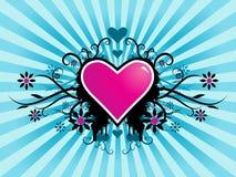 Vecteur de Valentine Photo libre de droits