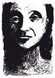 vecteur de visage illustration de vecteur