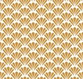 Vecteur Diamond Art Nouveau Seamless Pattern Texture décorative géométrique de fleur Rétro fond élégant illustration de vecteur