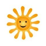 vecteur du soleil illustration de vecteur