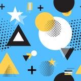 Vecteur géométrique d'illustration de résumé géométrique illustration de vecteur