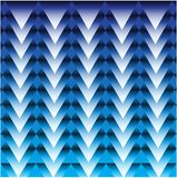 Vecteur géométrique de fond d'abrégé sur bleu coloré professionnel couleur photographie stock