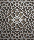 Vecteur islamique d'ornement, motiff persan éléments ronds islamiques de modèle de 3d Ramadan Ornamental circulaire géométrique Photo stock
