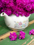 vecteur lumineux d'illustration de fleur de bouquet Photos libres de droits