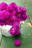 vecteur lumineux d'illustration de fleur de bouquet Photographie stock