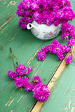 vecteur lumineux d'illustration de fleur de bouquet Image stock