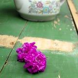 vecteur lumineux d'illustration de fleur de bouquet Images stock