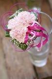 vecteur lumineux d'illustration de fleur de bouquet images libres de droits