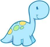 Vecteur mignon de dinosaur Photo stock