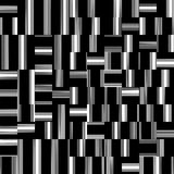 Vecteur noir et blanc de modèle Photo libre de droits