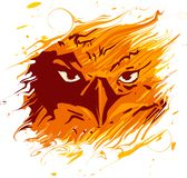 Vecteur Phoenix illustration stock