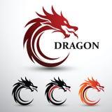Vecteur principal de dragon