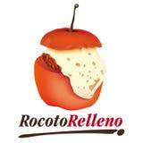 Vecteur - relleno de Rocoto Photos libres de droits