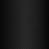 Vecteur sans couture de fond de fibre de carbone Photographie stock