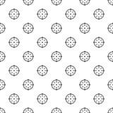 Vecteur sans couture de modèle spécifique de cible illustration de vecteur