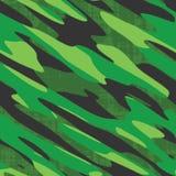 Vecteur sans joint vert de Camo Image libre de droits