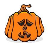 Vecteur veille de la toussaint pumpkin Photographie stock