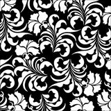 Vectoe floral pattern Stock Image