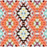 Vector безшовная картина, абстрактная геометрическая иллюстрация предпосылки стоковые фото