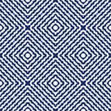 Vector безшовная картина, абстрактная геометрическая иллюстрация предпосылки стоковая фотография rf