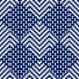 Vector безшовная картина, абстрактная геометрическая иллюстрация предпосылки стоковое фото