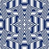 Vector безшовная картина, абстрактная геометрическая иллюстрация предпосылки стоковое фото rf