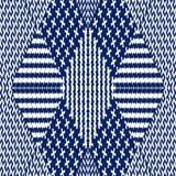 Vector безшовная картина, абстрактная геометрическая иллюстрация предпосылки стоковая фотография