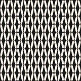 Vector безшовная картина сетки, решетки, структуры ткани, решетки косоугольника иллюстрация вектора