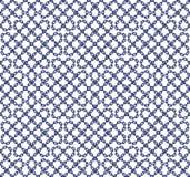 Vector безшовная картина цепей в плоском стиле Бесплатная Иллюстрация