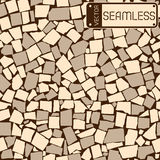 Vector безшовная текстура слоновая кости и стены плиток серого цвета 2 покрашенной несимметричной декоративной иллюстрация штока