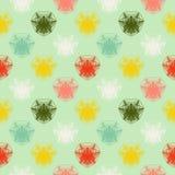 Геометрические цветы картины весной бесплатная иллюстрация