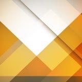 Vector геометрическая абстрактная предпосылка с треугольниками и линиями Дизайн движения Стоковая Фотография