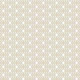 Vector золотая геометрическая безшовная картина в этническом стиле Повторите элемент дизайна Стоковые Фотографии RF