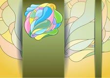 Vector иллюстрация с планом. бесплатная иллюстрация