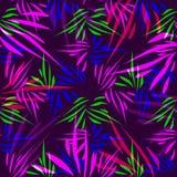 Vector картина от фиолетовых и голубых линий на предпосылке сирени иллюстрация вектора