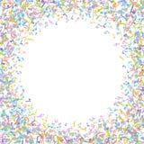 Vector красочный элемент предпосылки нотаций музыки в плоском стиле бесплатная иллюстрация