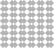 Vector линии patte безшовного простого конспекта предпосылки геометрические иллюстрация вектора