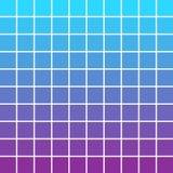 Vector предпосылка в форме квадратов с ровным переходом цвета конструкция самомоднейшая Стоковое Фото