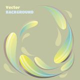 Vector предпосылка Стоковая Фотография